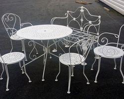PRAM - Bléré - Nos réalisations - Salons de jardin
